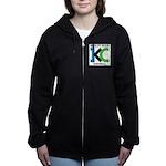 KCSC Logo Women's Zip Hoodie