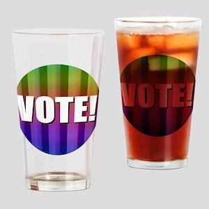 VOTE! - Vote Drinking Glass