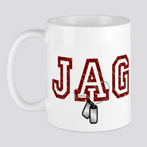 jag stars and stripes 4 Mug