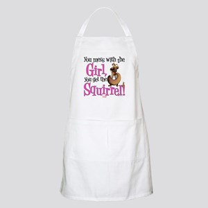 Squirrel Girl Mess with the Girl Apron