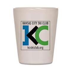 KCSC Logo Shot Glass