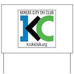 KCSC Logo Yard Sign