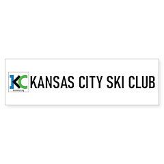 KCSC Logo Bumper Bumper Sticker