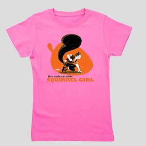 Squirrel Girl Orange Girl's Tee