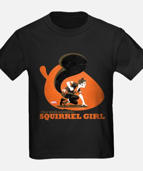Squirrel Girl Orange T