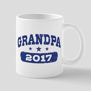 Grandpa 2017 Mug