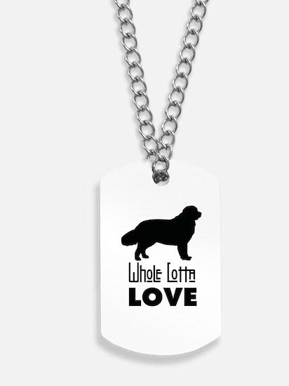Unique Newfs Dog Tags
