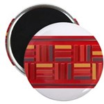 Jackie-Red Magnet