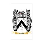 Wilms Sticker (Rectangle 50 pk)
