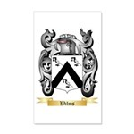 Wilms 20x12 Wall Decal