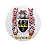 Wilmott Round Ornament