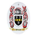 Wilmot Oval Ornament