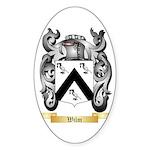 Wilm Sticker (Oval 10 pk)