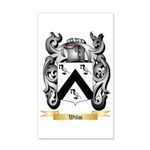 Wilm 35x21 Wall Decal
