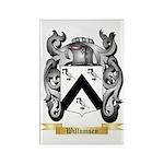 Willumsen Rectangle Magnet (100 pack)
