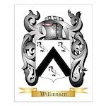 Willumsen Small Poster