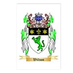 Willson Postcards (Package of 8)
