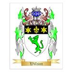 Willson Small Poster