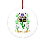 Willson Round Ornament
