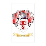 Wills Sticker (Rectangle 10 pk)