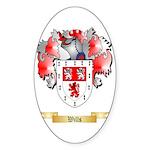 Wills Sticker (Oval 50 pk)