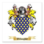 Willoughby Square Car Magnet 3