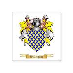 Willoughby Square Sticker 3