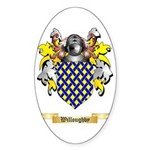 Willoughby Sticker (Oval 10 pk)