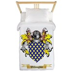Willoughby Twin Duvet