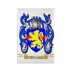 Willocks Rectangle Magnet (10 pack)
