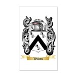 Willms 20x12 Wall Decal