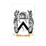 Willmotts Sticker (Rectangle)