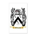 Willmotts 20x12 Wall Decal
