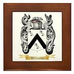 Willmotts Framed Tile
