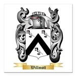 Willmott Square Car Magnet 3