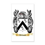 Willmott 35x21 Wall Decal