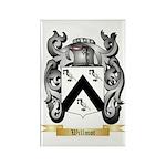 Willmot Rectangle Magnet (100 pack)