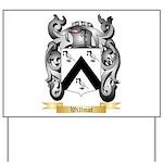 Willmot Yard Sign