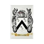Willmetts Rectangle Magnet