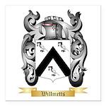 Willmetts Square Car Magnet 3