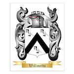 Willmetts Small Poster