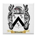 Willmetts Tile Coaster