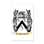 Willment 20x12 Wall Decal