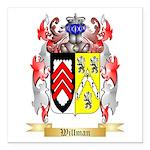 Willman Square Car Magnet 3