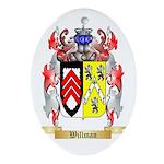 Willman Oval Ornament