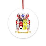 Willman Round Ornament