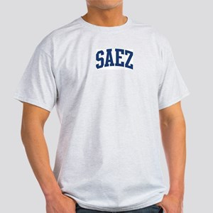 SAEZ design (blue) Light T-Shirt