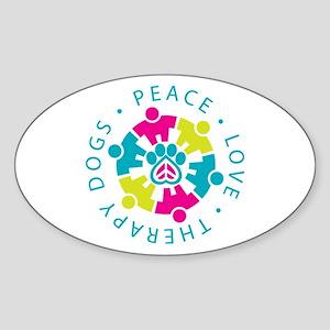 PLTD Logo Clear Background Sticker