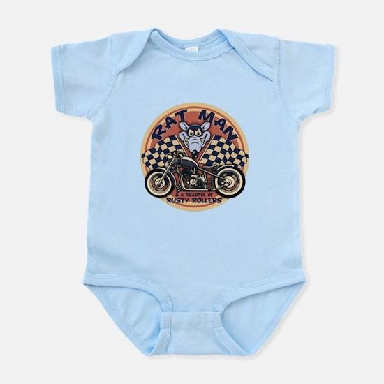 Rat Man Roadful Infant Bodysuit
