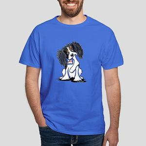 B&B King Charles Spaniel Dark T-Shirt